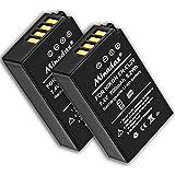 2x calidad–Empuñadura de batería para Nikon EN-EL20–batería li-ion para nikon 1AW1J1J2J3S1Coolpix A Blackmagic Pocket Cinema–100% compatible