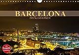 Barcelona Impressionen (Wandkalender 2019 DIN A4 quer): Kommen Sie mit auf eine Reise in die katalanische Metropole Barcelona (Geburtstagskalender, 14 Seiten )