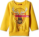 #4: Little Kangaroos Baby Girls' Polo (12557_Yellow_2 Years)