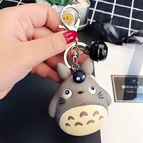 KroY PecoeD Mi Vecino Totoro Llavero