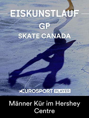 Eiskunstlauf: ISU Grand Prix Serie 2018 - Skate Canada in Laval - Männer Kür im Hershey Centre