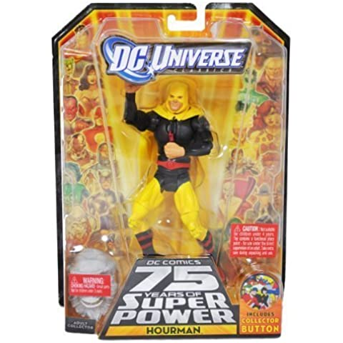 DC Universe Classics Series 14 Exclusive Action Figure Hourman Build Ultra Hu... by DC Comics