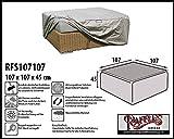 RFS107107 Schutzhülle für Geflecht Lounge Tisch