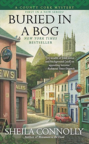 Buried in a Bog (A County Cork Mystery, Band 1)