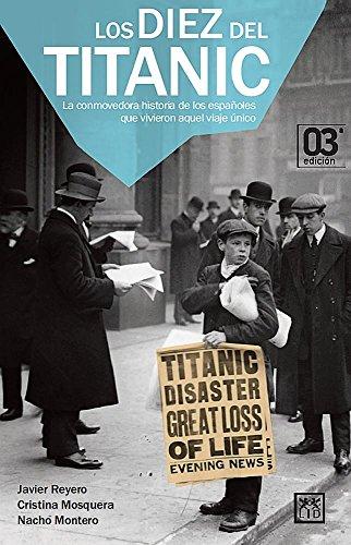 Diez del titanic, los (Viva (lid))