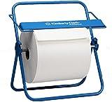 Kimberly-Clark 6146000 Wall and Desktop Toilet Paper Dispenser - Blue