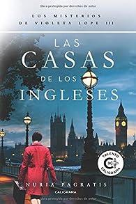Las casas de los ingleses par Nuria Pagratis