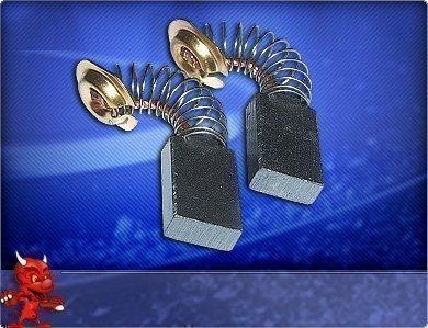 Kohlebürsten Makita Meißelhammer HM 1214 C, HM 0860 C, Winkelschleifer GA 7010 CF (Makita Schleifer Kohlebürsten)