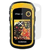 atFoliX Schutzfolie für Garmin Etrex 10 Displayschutzfolie - 3 x FX-Antireflex blendfreie Folie