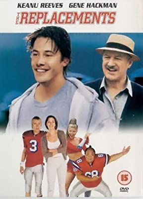 The Replacements [DVD] [2000] by Keanu Reeves