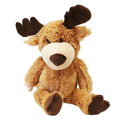 LiLaLu Grande Sentado Moose Juguete de Felpa