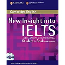 New Insight into IELTS Student's Book and Audio CD