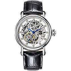 Automatic mechanical watches/ strap waterproof watch/Fashion cut watch-A