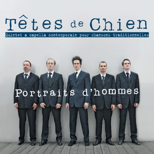 Preisvergleich Produktbild Portraits D'hommes - Quintet a Capella