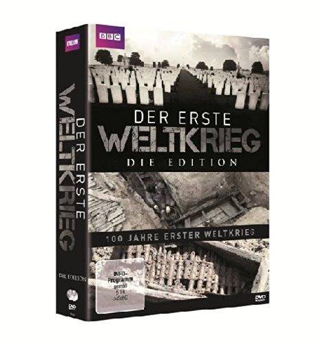 Der Erste Weltkrieg - Die Edition [2 DVDs]