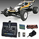 TAMIYA The Hornet RC Car Deal Bundle. Radio, Battery & Charger 58336