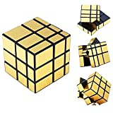 Bihood Cube De Miroir Cube De Miroir Cube De Miroir Cube De Vitesse Cube Add Adhd Anxiété Et Autisme Tdah Fidget Jouets Adhd Fidget Enchevêtrement Casse Vitesse Smooth Magic Cube Miroir Cube Puzzle