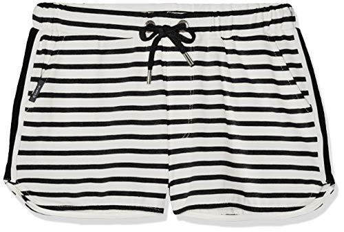 Garcia Kids Mädchen D92726 Shorts, Mehrfarbig (Off White 53), Herstellergröße: 152