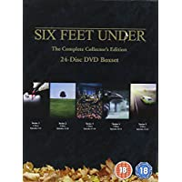 Six Feet Under - Complete HBO Seasos 1-5 Collector's Edition