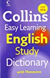 Easy Learning English Study Dictionary with IPA (Collins Easy Learning English)