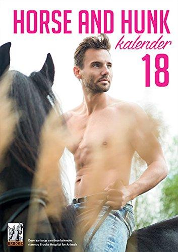 Horse and Hunk Wandkalender, Kalender 2018