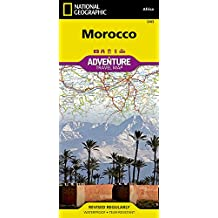 Morocco adv. ng r/v (r) wp (Adventure Map (Numbered))