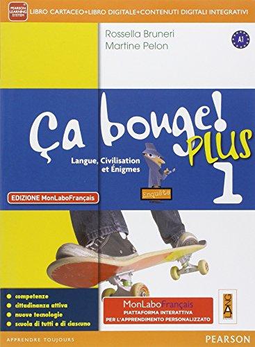 Ca bouge! Con Fascicolo-Grammatica. Ediz. mylab. Per la Scuola media. Con e-book. Con espansione online: 1