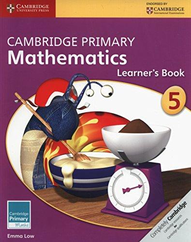 Cambridge Primary Mathematics. Learner's Book Stage 5 (Cambridge Primary Maths)