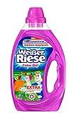 Weißer Riese Color Gel, Flüssigwaschmittel, 6er Pack (6 x 1,0 Liter à 20 Waschladungen)
