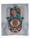 SUYUN Kunst abstrakte Palm Figur Tapisserie wandbehang