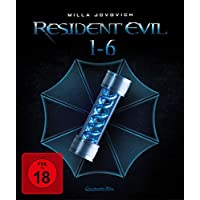 Resident Evil 1-6 - Complete Collection