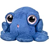 Famosa Softies - Peluche Pulpo, color azul oscuro (700012810)