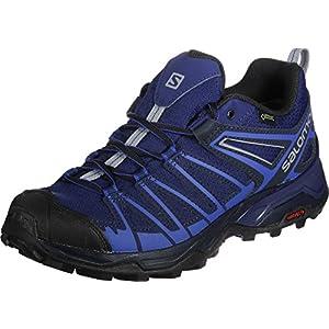 51WO4aXjfEL. SS300  - SALOMON Men's X Ultra 3 Prime GTX Low Rise Hiking Boots