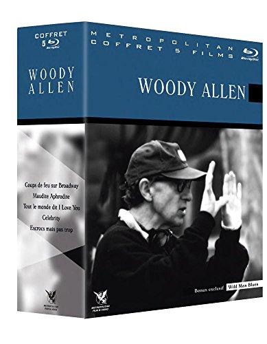 Woody Allen : Celebrity + Coups de feu sur Broadway + Escrocs mais pas trop + Maudite Aphrodite + Tout le monde dit I Love You [Blu-ray]