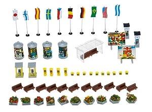 FALLER 272573  - Ciudad de decoración importado de Alemania