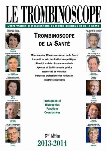 Le Trombinoscope de la Santé