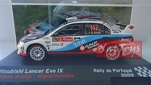mitsubishi-lancer-evo-ix-rally-2009-die-cast-143-ixo-altaya-model-scale