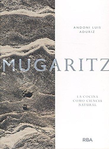 Portada del libro Mugaritz (GASTRONOMÍA Y COCINA)