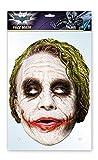Batman Party-Maske Joker aus Pappe