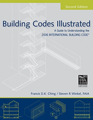 Building Codes Illustrated: A Guide to Understanding the 2006 International Building Code (Winkel Messung)