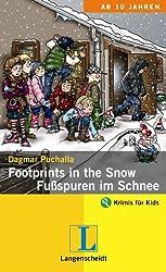Footprints in the Snow - Fußspuren im Schnee