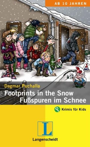 Footprints in the Snow - Fußspuren im Schnee