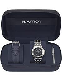 Nautica Damen-Armbanduhr NAPPRH010