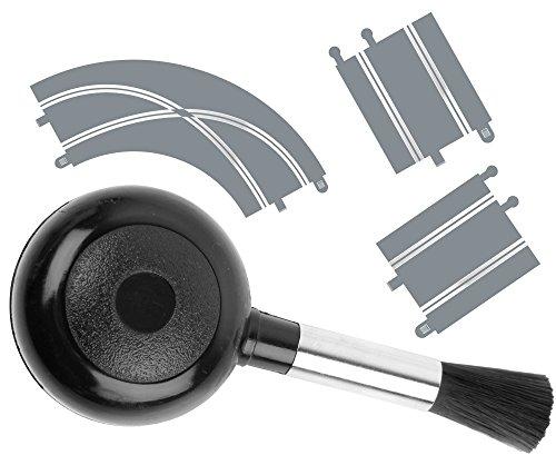 DURAGADGET Bomba Limpiador Para Piezas / Pistas De Scalextric Compact / Scalextric Original - Con Brocha Incorporada