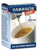 Kamareta Cafe clean - Reinigungstabletten - 100 Stück