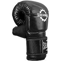 SCHLAGWERK BM–Guantes de Boxeo Especialmente Diseñado para el Entrenamiento de Boxeo Cajas, Entrenamiento, Saco de Arena, Boxeo, Free Fight, Deportes de Lucha