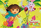 Ravensburger Dora the Explorer 2x 24pc Jigsaw Puzzle