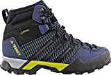 adidas Outdoor Mens Terrex Scope High GTX Shoe (10.5 - Core Blue/Black/Col.