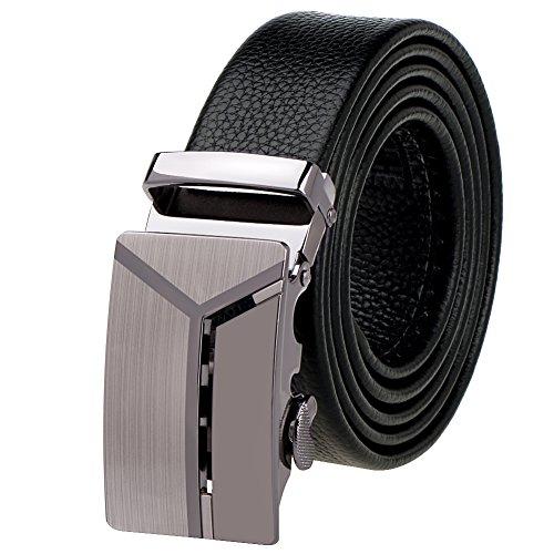 Sturdy, non tacky leather belt