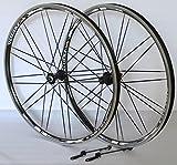 28 Zoll Fahrrad Laufradsatz Trekking XRP II Hohlkammerfelge schwarz Messerspeichen schwarz